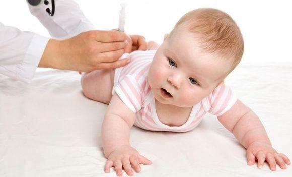 Прививка от коклюша ребенку