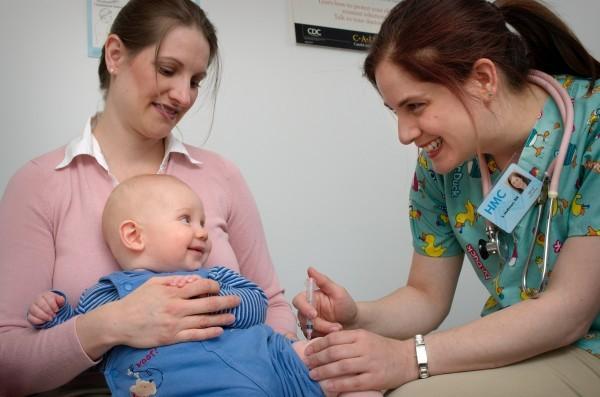 Вакцина ребенку