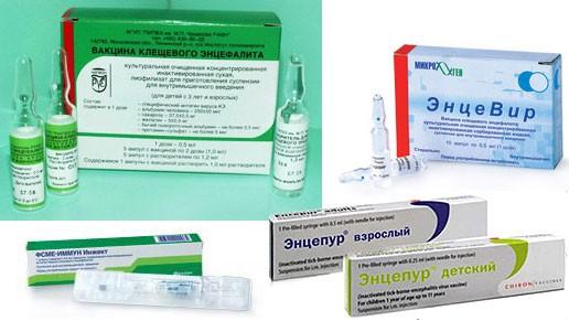 Препараты против клещей