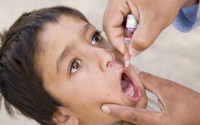 Живая вакцина от полиомиелита