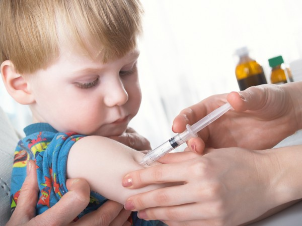 вакцинация детей от гриппа