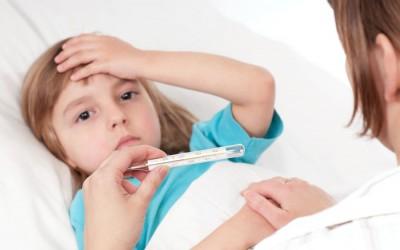 Температура после прививки