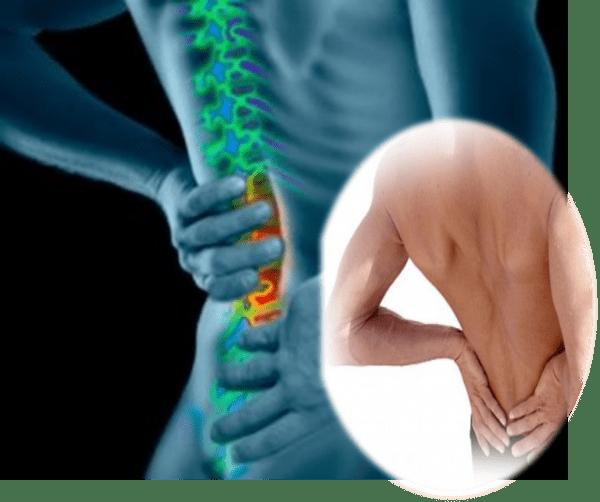 Боль в спине, лечим уколами