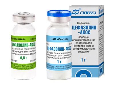 цефазолин инструкция по применению уколы