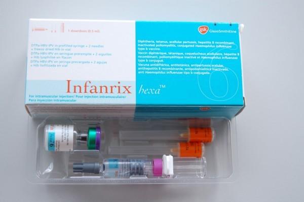Сколько дней может быть температура после прививки инфанрикс thumbnail
